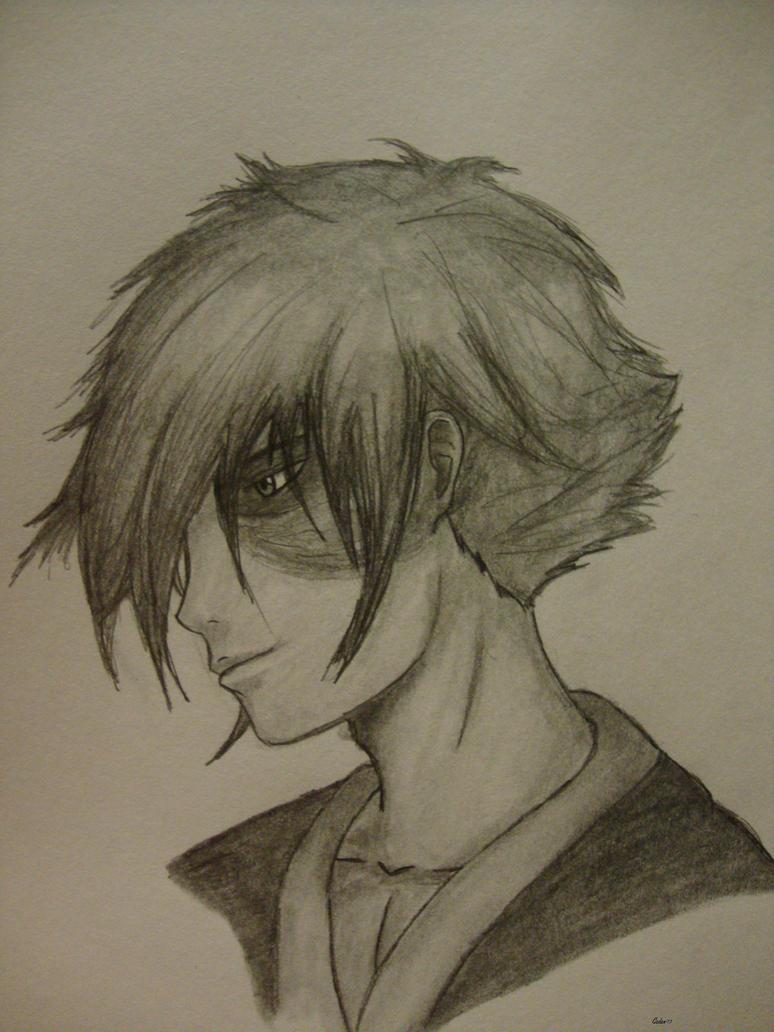 Zuko, A young Fire Lord by Gadani13
