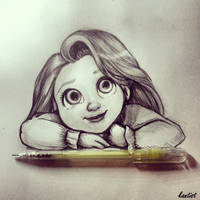 I have a dream...  @Tangled by kantist