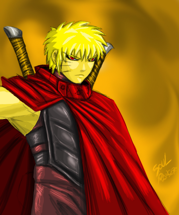 List of Synonyms and Antonyms of the Word: Naruto King