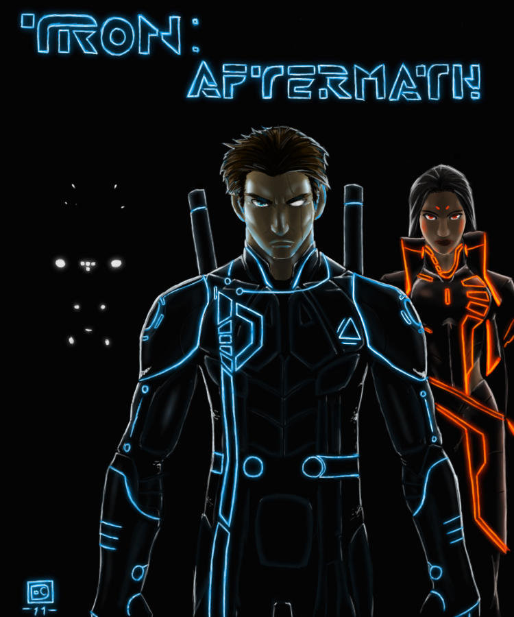 Tron: Aftermath Final by SoulRanger