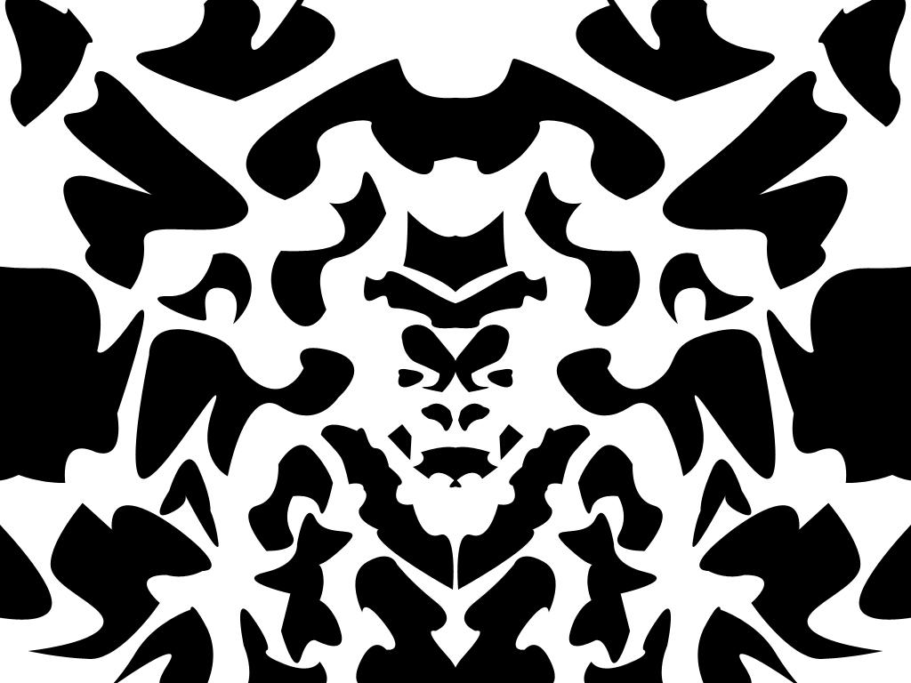 Rorschach Test by nosefoot