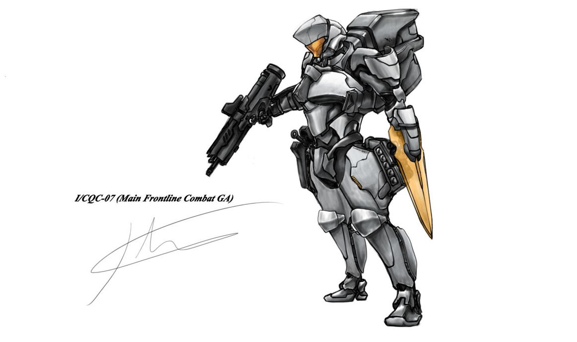 I/CQC-07 GA by hhello