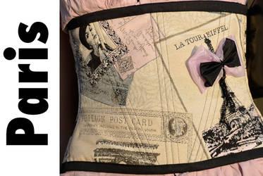 Paris by La fee corsetee