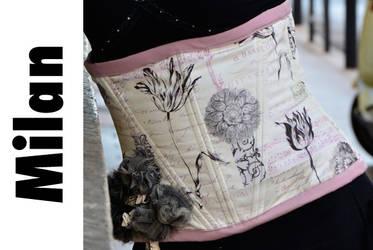 Milan by La fee corsetee