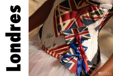 London by La fee corsetee