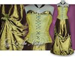 Dress Margot fee corsetee