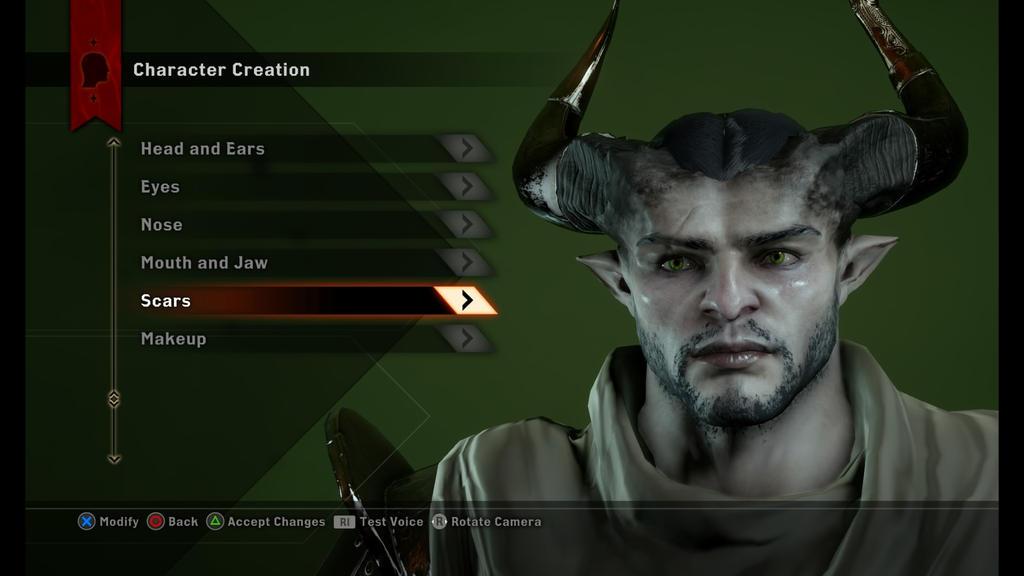 Dragon Age Inquisition qunari by lblander on DeviantArt