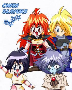 Chibi Slayers