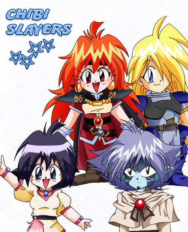 galeria slayers: