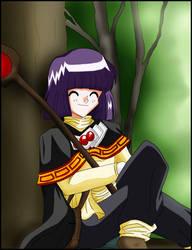 Xelloss In a Tree