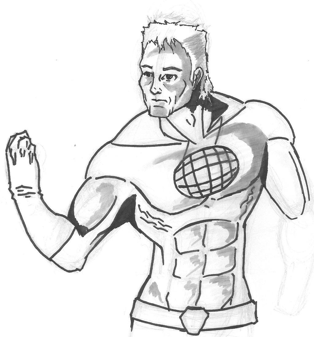 calvin johnson coloring pages - how to draw captain planet