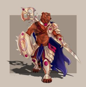 Mr. Snugglesworth |Character Design|