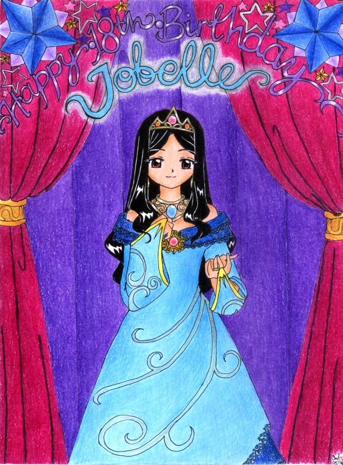 Princess for a Night by jamesLi