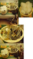 Tools of the trade by Yonaka-Yamako