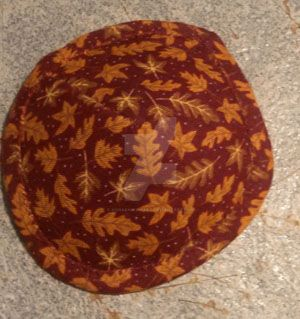Kate's Fall Leaves Patch by Yonaka-Yamako