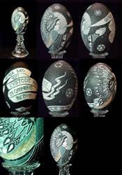 The Angel Egg by Yonaka-Yamako