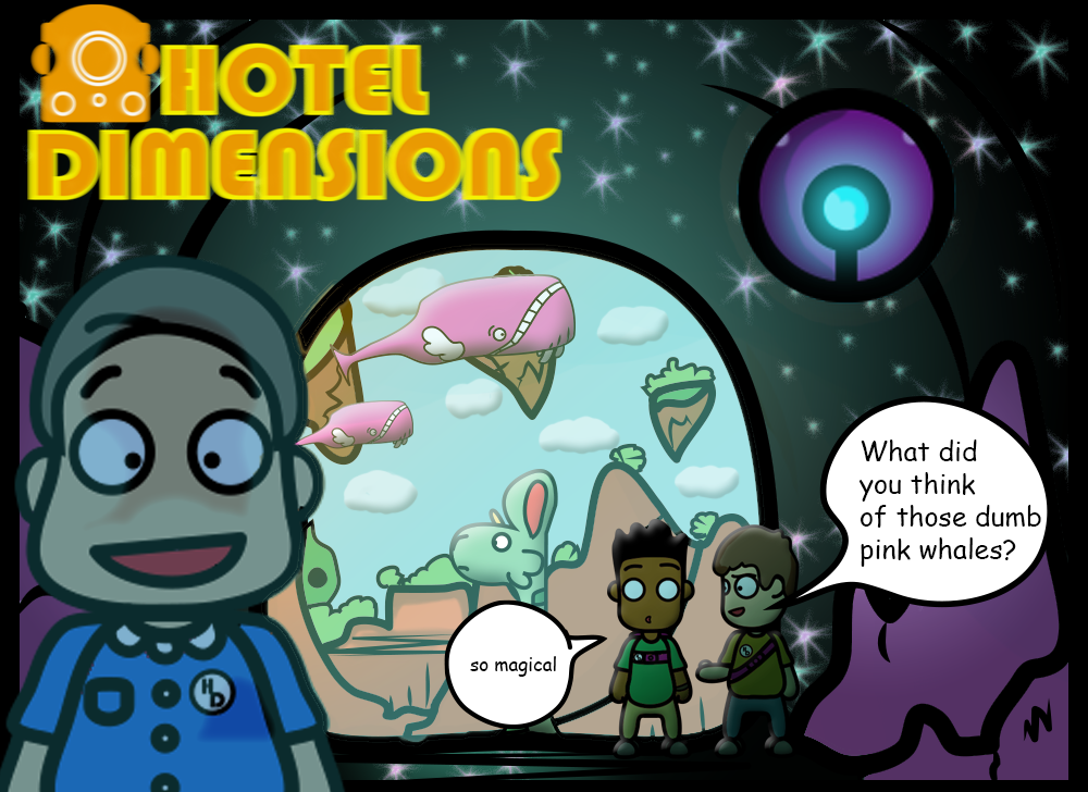 Hotel Dimensions 2 by FaxEman