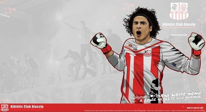 powerade wallpaper guillermo ochoa - photo #5