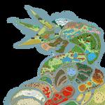 Baumkasten City (Treebox Town?)  Aggron-Map