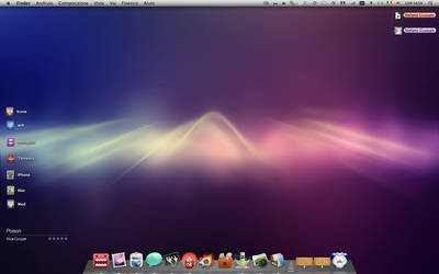 Screenshot iMac 24.03.09 by xX--5T3--Xx