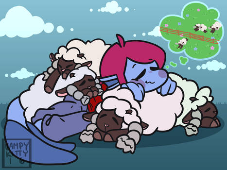 Wooly Wooloo Pile