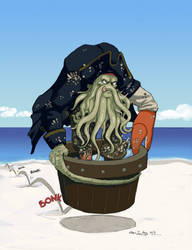 The Bucket Mystery Solved No 2 by Zephyri