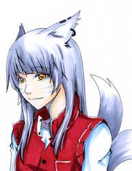 Fox Girl by BAKA-Syndrome