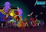 Avengers EMH x Infinity War