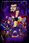 Avengers: Endgame (EMH Poster)