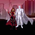 WandaVision x Avengers: EMH [New Costumes]