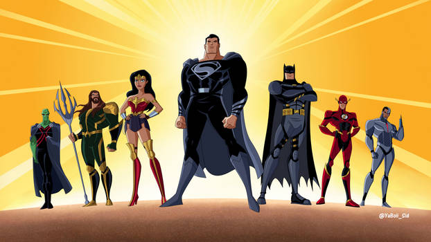 Zack Snyder's Justice League Unlimited