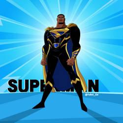 Superman [Commission] Ver. 2