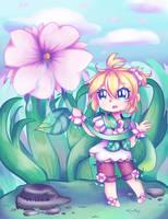Spring Len by JustARandomPers0n