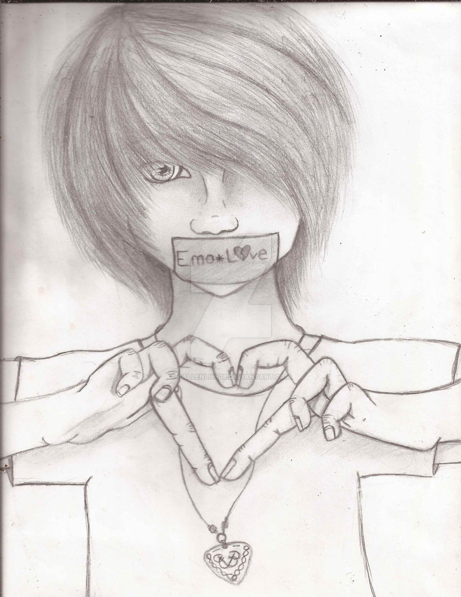 Emo love by fallenlily18 on deviantart emo love by fallenlily18 emo love by fallenlily18 voltagebd Choice Image
