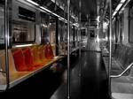 Lonely Subway