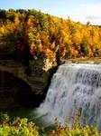 Fall, Waterfall