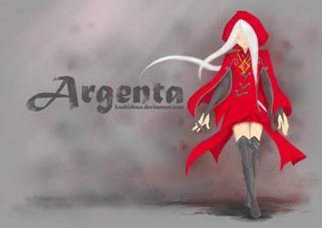 Argenta by KashiDesu