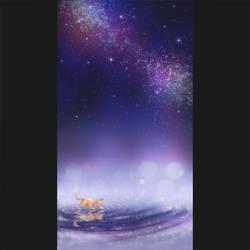 Starry Sky by KashiDesu