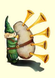 Elf by KashiDesu