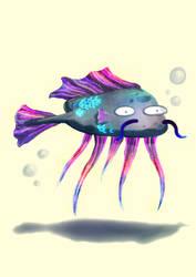 Da Fish by KashiDesu