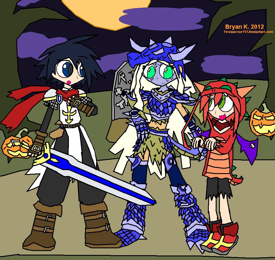 Netherworld Halloween 2 by Firewarrior117