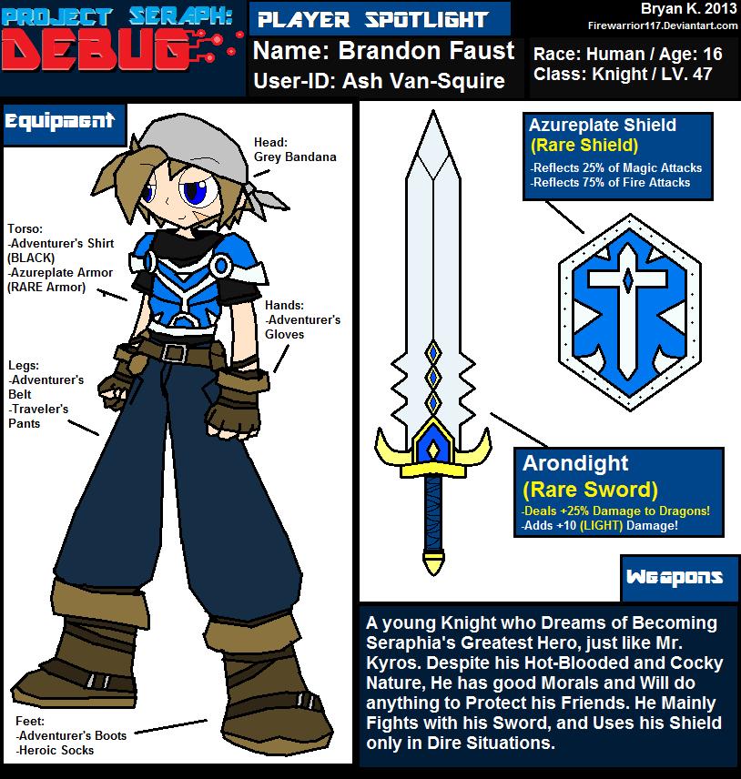 The Wandering Knight by Firewarrior117