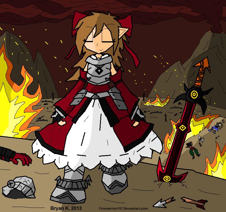 Theater of Battle by Firewarrior117