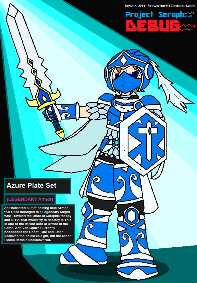 Knight of Blue by Firewarrior117