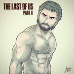The Last of Us Part II - JOEL by iszac87