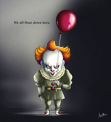 If you come with me, you'll float too. by iszac87