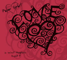 Paper Heart by Miss-Melis