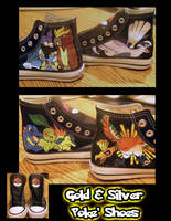 Poke Shoes SOLD by Miss-Melis