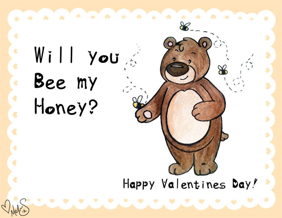 Ordinaire Will You Bee My Honey By Miss Melis ...