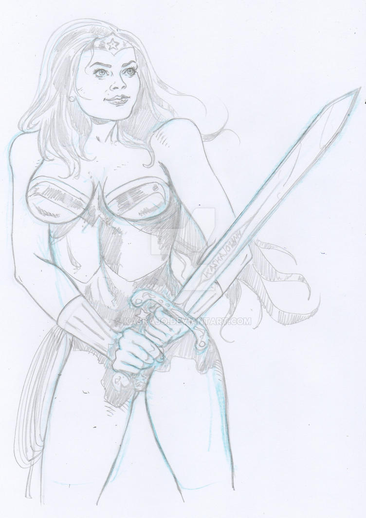 wonderwoman.linda. by kaskajo